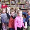 Ratownicy w bibliotece