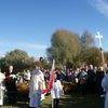 Pieniężno, pomnik Jana Pawła II