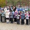 Otwarcie boiska wielofunkcyjnego i placu zabaw przy Szkole Podstawowej w Cimochach