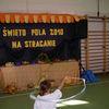 W szkole w Dobrzykach jak na straganie