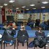 Uczniowie w elbląskiej komendzie policji