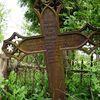 Wiewiórki i Worławki: stare cmentarze
