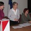 Losowanie składu komisji wyborczej w Olecku