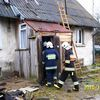 Pożar w Piotrowcu