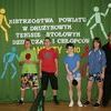 Drużynowe Mistrzostwa Powiatu w Tenisie Stołowym  Dziewcząt i Chłopców