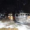 Wypadek w Buniakach