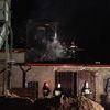Pożar tartaku w Stawigudzie