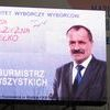 Kampania wyborcza na ulicach Olecka