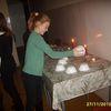 Wieczór andrzejkowy w Sułowie