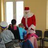 Mikołaj na komendzie policji