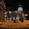 W mieście jest świątecznie i kolorowo