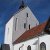 Grom: kościół