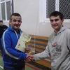 Świąteczny turniej piłki siatkowej w Dobrzykach