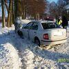 Wypadek między miejscowościami Stępień a Frombork