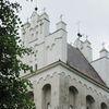 Kościół z XIV wieku w Babiaku