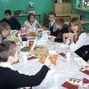 Wigilia w ZSS w Chełchach
