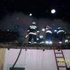Wyszkowo, pożar domu