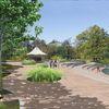 Park Centralny w Olsztynie - wizualizacja
