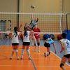 Mecz ligi wojewódzkiej juniorek Zryw-Volley Iława — MOSiR Giżycko (8.01.11)