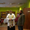 Wizyta duszpasterza w ŚDS w Szczepkowie Borowym