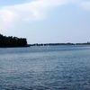 Wierzba: wieś nad jeziorem Bełdany