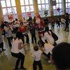 Bal karnawalowy w szkole w Bielicach