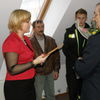 Strażacy z Woźnic i Sorkwit otrzymali sprzęt do ratownictwa przedmedycznego
