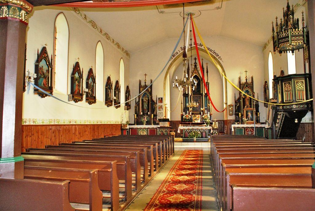 invitation letter for visitor vispoland%0A Catholic church  built in