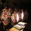 Rajd z okazji pierwszych urodzin 22 Nidzickiej Drużyny Harcerskiej