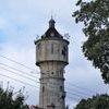Wieża ciśnień z 1907 roku w Piszu
