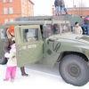 Bezpieczne poślizgi w ostródzkim wojsku