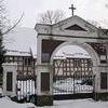 Pasłęk:cerkiew św. Onufrego i kościół ewangelicko-augsburski św. Jerzego