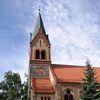 Bajtkowo: neogotycki kościół z 1895 roku