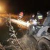 Strażacy walczyli z wodą