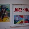 Wystawa prac Izabeli Ślusarczyk w bibliotece miejskiej w Kisielicach