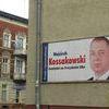 Plakat wyborczy Wojciecha Kossakowskiego