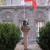 Pomnik Mrongowiusza w Mrągowie
