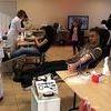 Zbiórka krwi przez OSP Susz