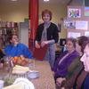 Seniorzy dyskutowali o zdrowej żywności i trybie życia