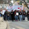 Biały marsz przeciwko pijanym kierowcom