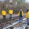 Uczniowie z Rucianego-Nidy i Białowieży sprawdzili się w konkurencjach leśnych