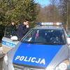 Policja w przedszkolu  w Szymonowie