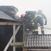 Pożar w Bartągu
