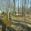 Ukta: XIX-wieczny cmentarz