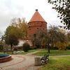 Dobre Miasto: Baszta Bociania