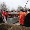 Pogrzeb Władyki Juliana Gbura