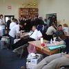 Zbiórka krwi dla ciężko chorego policjanta z Iławy