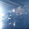 Piotrowiec, pożar