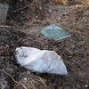 Odpady, których właścicieli znalazla Straż Miejska