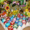 Wielkanocny kiermasz w Kandytach